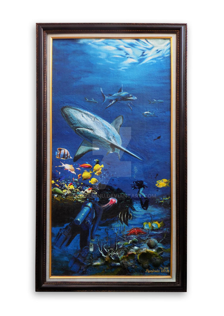 AquaticSplendour by BenjaminU