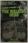 The Walking Dead 1968 movie poster by thierryart