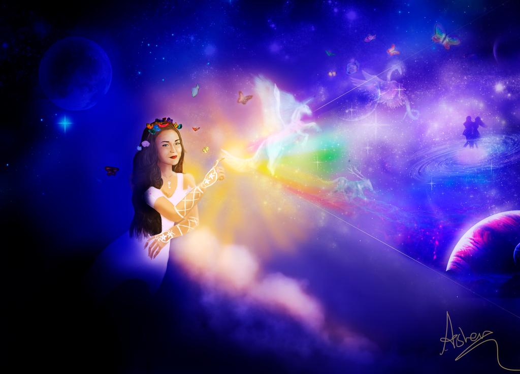Princess of Fantasy by StellarAdventurer