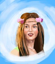 Portrait Study 2 by StellarAdventurer