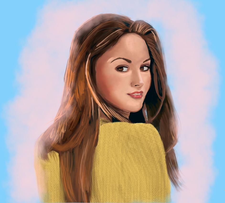 Portrait Study 1 by StellarAdventurer