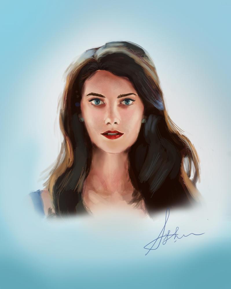 Portrait Study 5 by StellarAdventurer