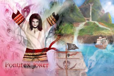 Pontifex Joker by StellarAdventurer