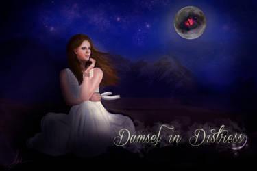 Damsel in Distress by StellarAdventurer