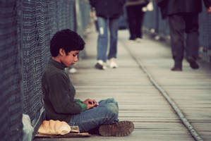 Begging for hope