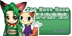 Forum Bump Graphic by foxumon
