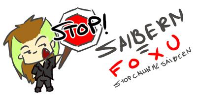 Saibern Foxu by foxumon