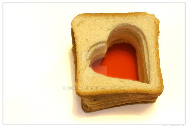 love breakfast by negromante