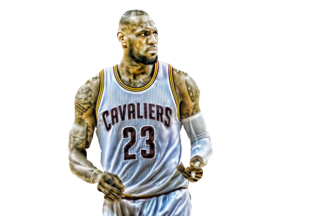 LeBron James PNG by RyansSportsPngs on DeviantArt