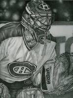 Patrick Roy ( hockey serie) by jeanfverreault