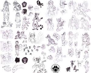 Sketch Compilation 2011-2012