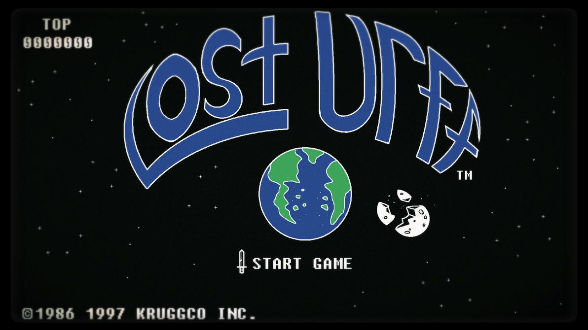 Lost Urff Main Menu by kruggsmash
