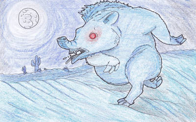 Night of the Weretapir by kruggsmash