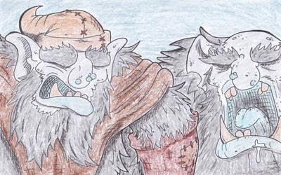 Trolls by kruggsmash