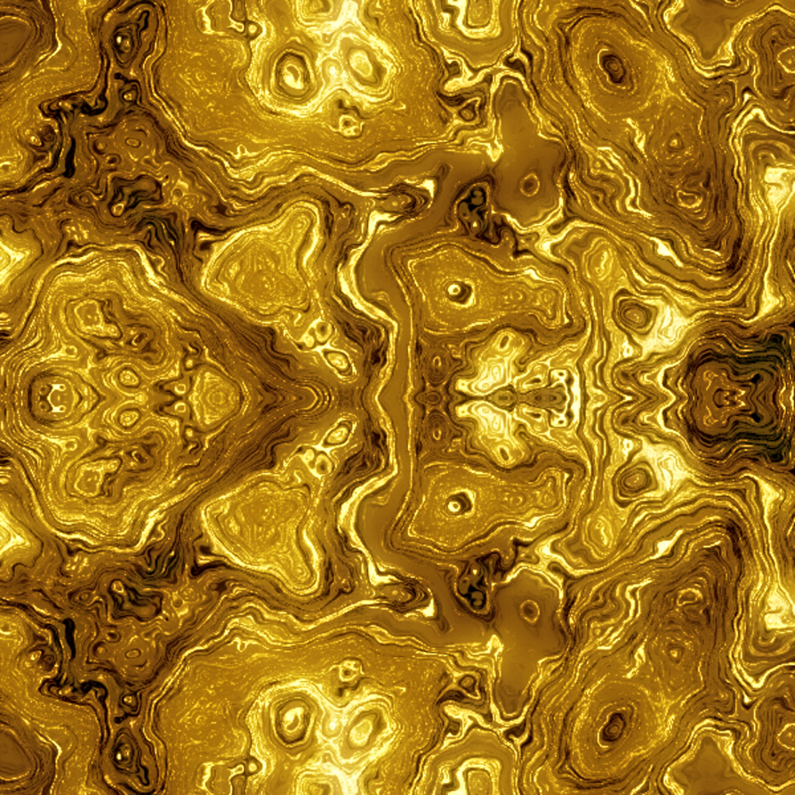 Marble Gold by Vincent-JD