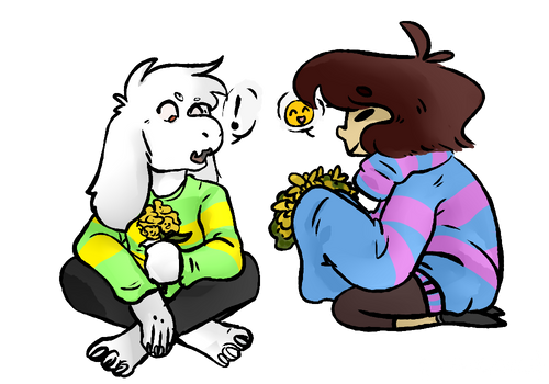 Flower Crowns and Friendship