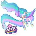 Rainbow Powered Celestia