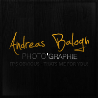 Logo 2 - Andreas Balogh Photographie by uniQsDesigns