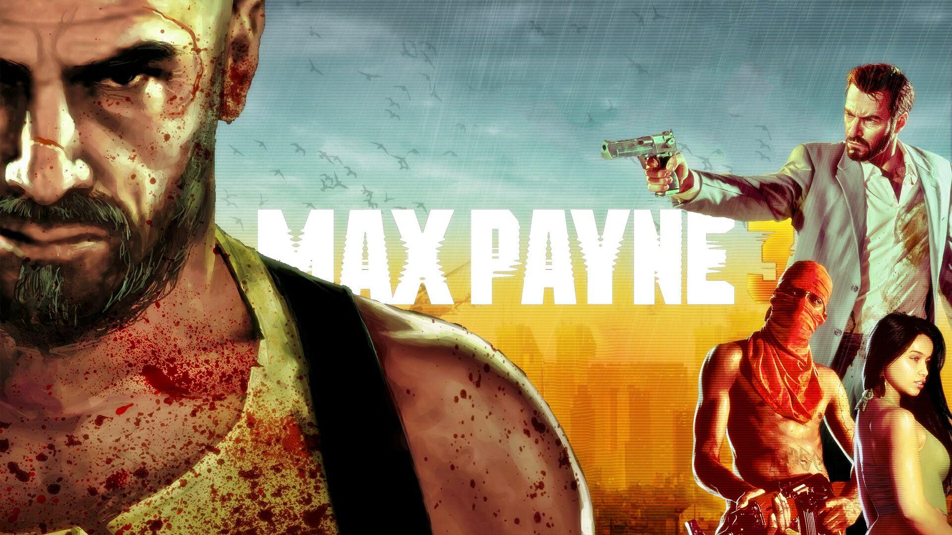 Max Payne 3 Speed Art Ibrahimyeniceriafn By Ibrahimyeniceriafn On
