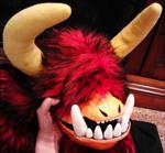 Halloween Aftermath - Tik the Rage Monster