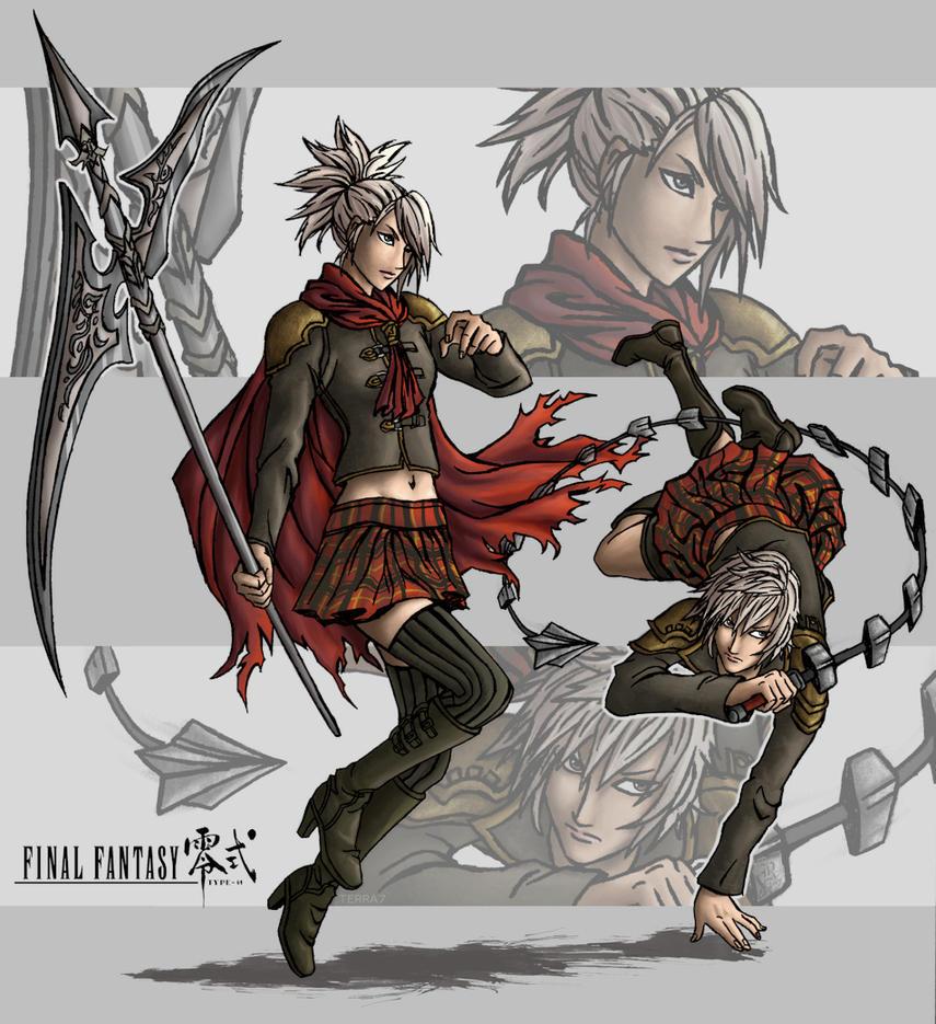 Final Fantasy Type-0 by Terra7