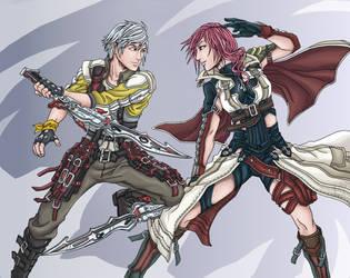Sword Dance by Terra7