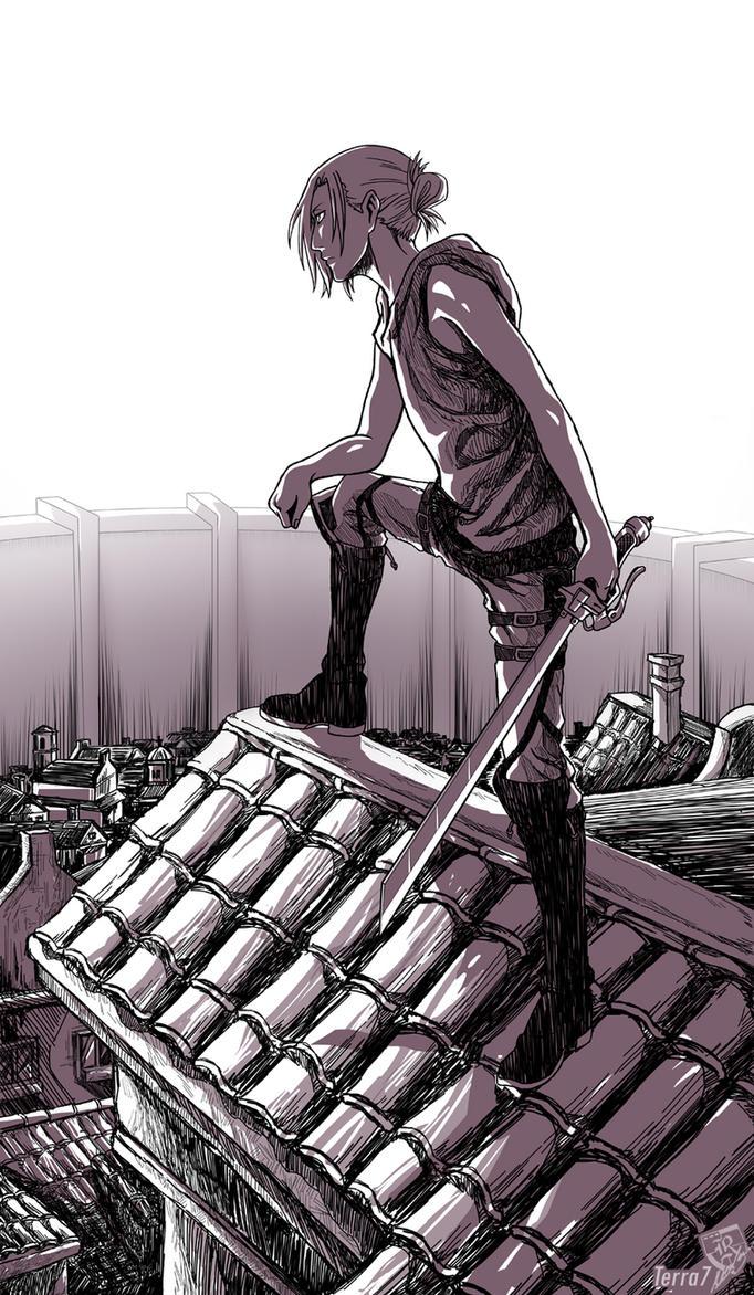 AoT - Fugitive by Terra7