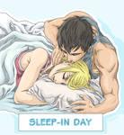 Sleep-in Day