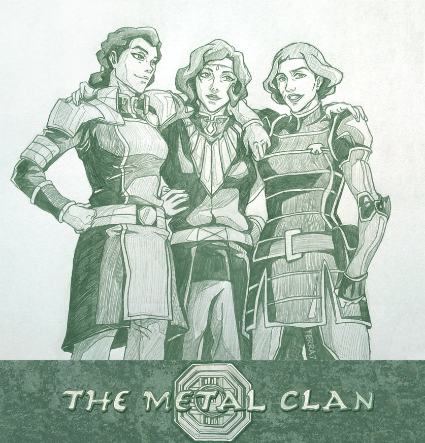 The Metal Clan by Terra7