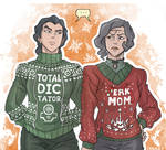Christmas with Beifong