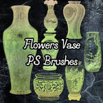 Flower Vase Brushes