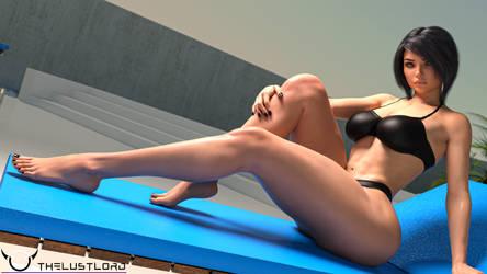 Jill 1 (Ultra HD Wallpaper)