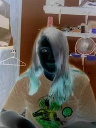 Dark Amber from Glitchtale IRL  by Kronostitan100