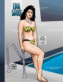 Lina-bikini-leo- Ricardo Camacho rickamacho