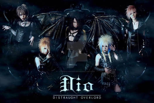 Dio New Look Distraught Overlord Comeback 2016