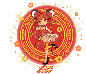 Happy New Year 2020 - Year of the Rat