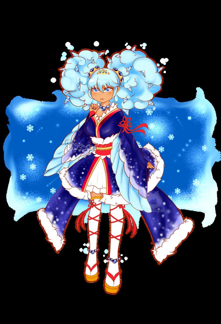 [MYO]Celestial-Ring: Aqua