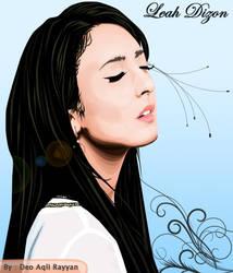 Leah Dizon by 91hoshi