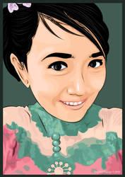 Kebaya Girl by 91hoshi