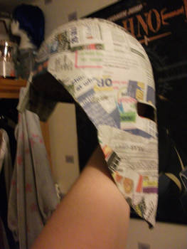Hichigo Vasto Lorde Mask WIP 2