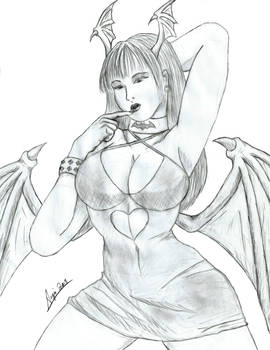 Morrigan Aensland (Again)
