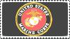 US Marines Stamp - Free by juuniper-rose