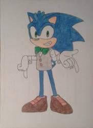 Sonic - Cilan by DashKnife-edge