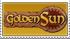Golden Sun - Stamp by Nintteplz