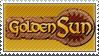 Golden Sun - Stamp by Nintteplz