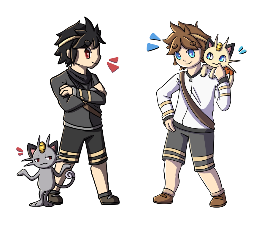 Pokemon Kid Icarus By Frozen Nutella On DeviantArt