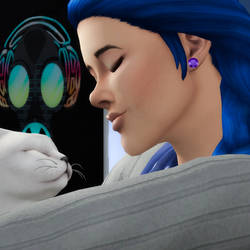Ren and Artemis