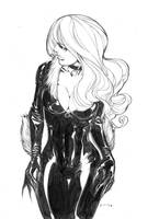 Black Cat 2 by boscopenciller