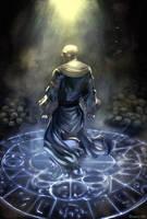 Wizard by boscopenciller
