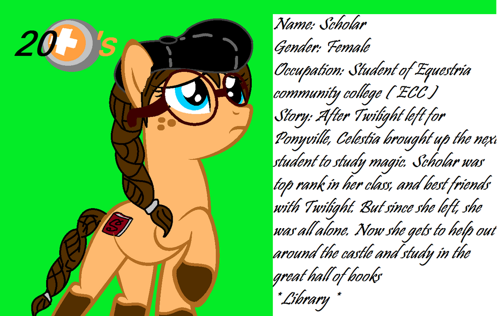 Scholar Adopt! *CLOSED* by Meerkatgirl1342